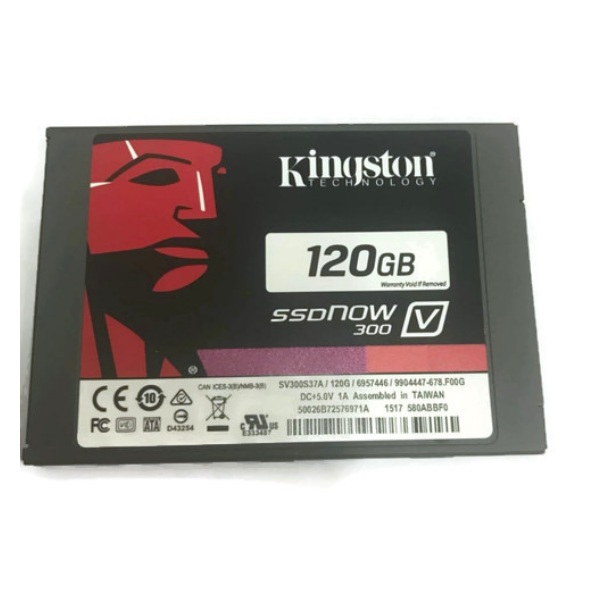 Ổ CỨNG SSD NOW V300 120G KINGSTON-12T