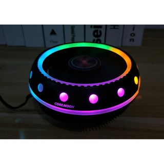 FAN CPU Coolmon UFOX RGB