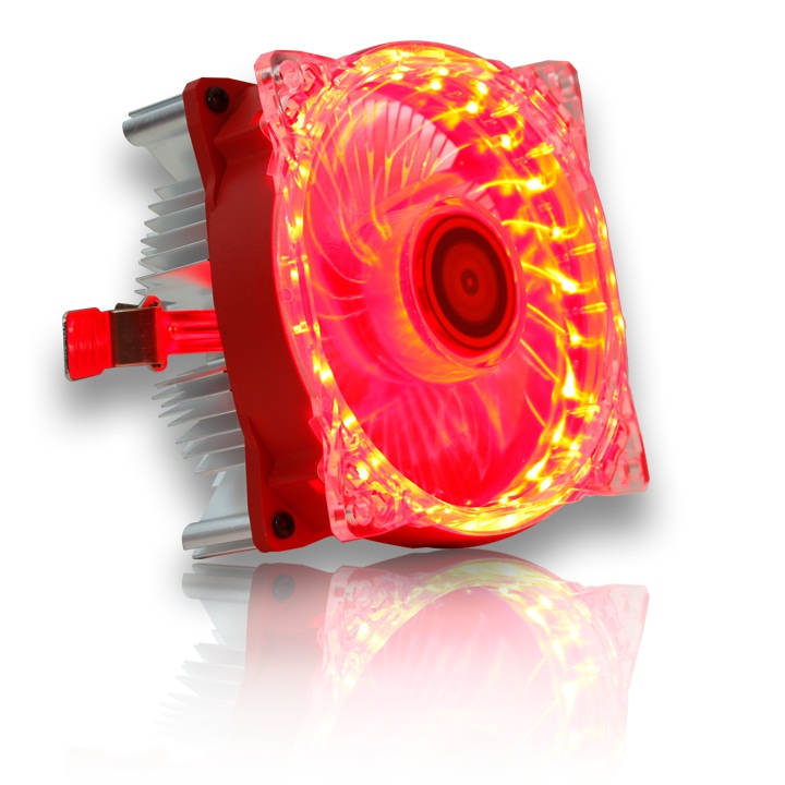FAN CPU DIANA LED ĐỎ AMD/775/115X/I3/I5/7 -CPU1