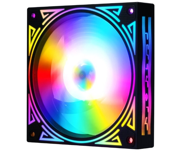 Fan Case 12 cm Led RGB 2020