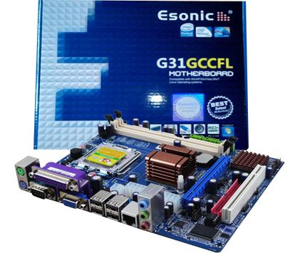 MAIN ESONIC G31-FULL BOX