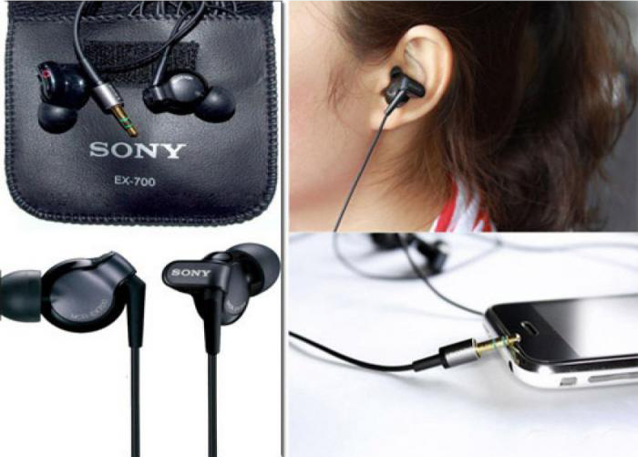 TAI NGHE SONY MDR-EX700